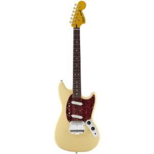 Guitarra Fender Squier Vintage Modified Mustang Vintage White