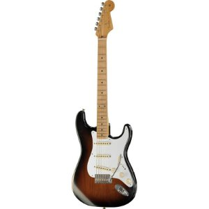 Guitarra Fender Stratocaster Road Worn '50 Sunburst Com Bag