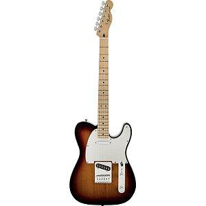 Guitarra Fender Telecaster Standard Mexicana Brown Sunburst