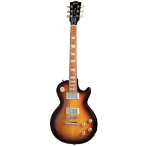 Guitarra Gibson Les Paul Studio Chrome Fireburst