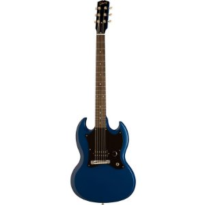 Guitarra Gibson Sg Melody Maker Limited Run Azul Fosco