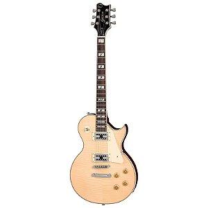 Guitarra Golden Les Paul Ggs500c Natural