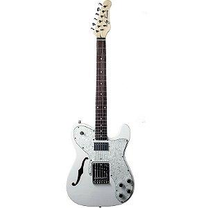 Guitarra Jay Turser Telecaster Semi Acústica Jt-Lt Custom 69