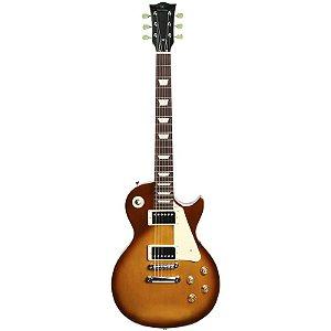 Guitarra Les Paul Michael Strike Gm750 Vintage Sunburst