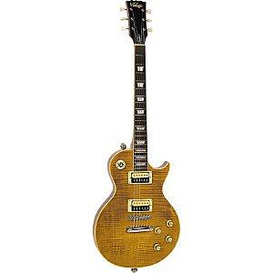 Guitarra Les Paul Vintage V100afd Paradise Amber