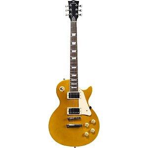 Guitarra Michael Les Paul Gm750n Dourada