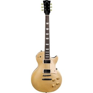 Guitarra Michael Les Paul Gm750n Gold Top