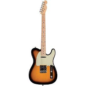 Guitarra Michael Telecaster Gm385 Vintage Sunburst