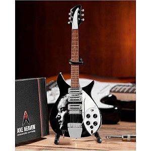 Guitarra Miniatura Axe Heaven Fab Four John Lennon FF-004