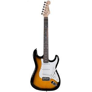 Guitarra Shelter Califórnia Standard Sss Single Coil 2ts