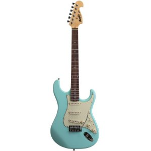 Guitarra Stratocaster Memphis Tagima Mg32 Surf Green
