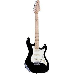 Guitarra Stratocaster Strinberg Sts100 Preta