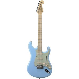 Guitarra Stratocaster Tagima T635 Hand Made In Brazil Azul Pastel