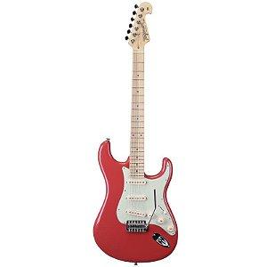 Guitarra Stratocaster Tagima T635 Hand Made In Brazil Fiesta Red