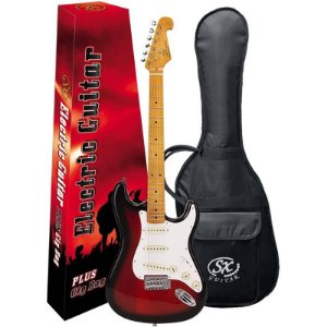 Guitarra Sx Sst57 Vintage Series Suburst 2ts