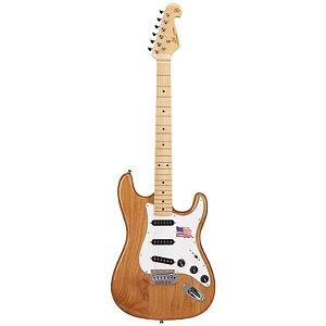 Guitarra Sx Vintage American Alder Natural