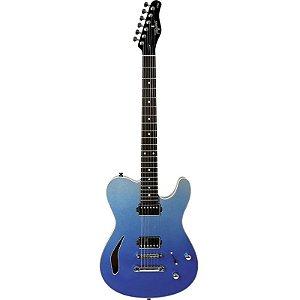 Guitarra Tagima New Blues Marcinho Eiras Oceano Metálico