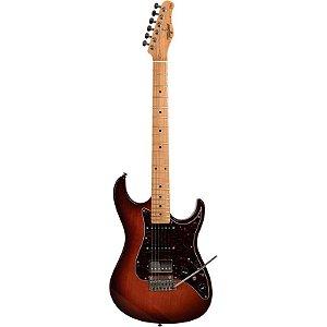 Guitarra Tagima Stella Honeyburst Com Escudo