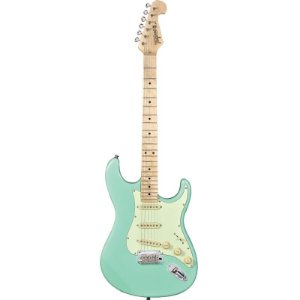 Guitarra Tagima Stratocaster Hand Made T-635 Classic Verde Pastel