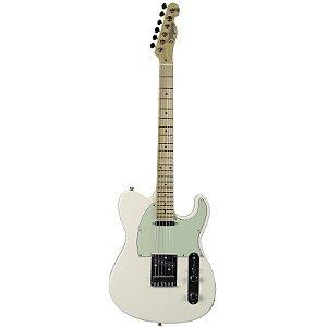 Guitarra Tagima T405 Telecaster Hand Made In Brazil Branca