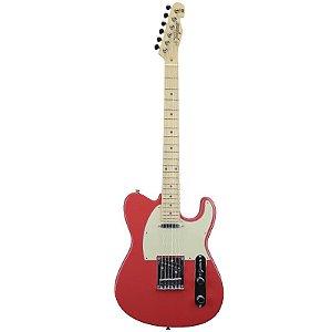 Guitarra Tagima T405 Telecaster Hand Made In Brazil Fiesta Red