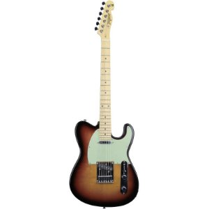 Guitarra Tagima T405 Telecaster Hand Made In Brazil Sunburst