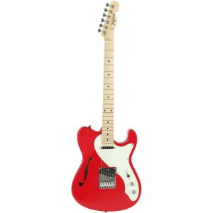 Guitarra Tagima T484 Telecaster Semi Acústica Hand Made In Brazil Fiesta Red
