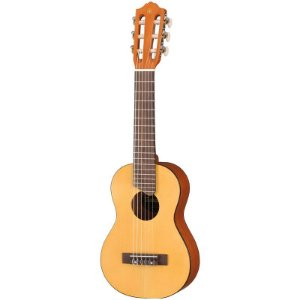 Ukulele Nylon Guitalele Yamaha GL1 Natural Com Bag