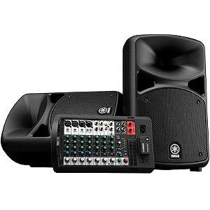 Sistema PA Portátil Yamaha Stagepas 600BT Bluetooth