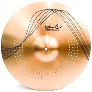 "PRATO DE ATAQUE ORION MEDIUM CRASH 16"" SÉRIE WHISPER WS16CR"