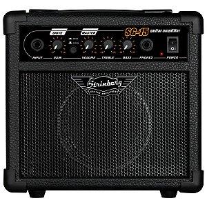 Amplificador de Guitarra Strinberg Sg 15 25w Bivolt