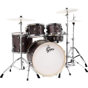 BATERIA GRETSCH ENERGY GE4-E825V C/ Ferragens BRUSHED GREY