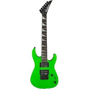 Guitarra Jackson Dinky Minion Js1x Neon Green
