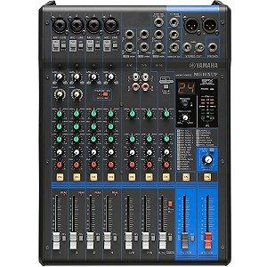Mesa De Som 10 Canais  Yamaha Mg10xuf