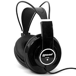 Fone de Ouvido Lexsen LH280B Headphone 50mm