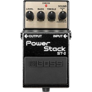 Pedal Boss St-2 Power Stack