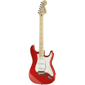 Guitarra Fender Squier Standart Stratocaster Candy Apple Red