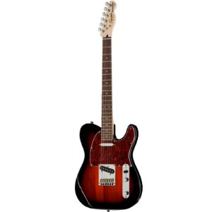 GUITARRA FENDER SQUIER STANDARD TELECASTER LR ANTIQUE BURST