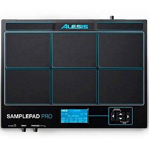 Percussão Digital Alesis SamplePad Pro Midi e Usb