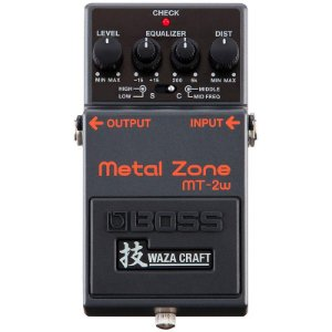 Pedal Boss Metal Zone MT-2W Waza Craft Japan