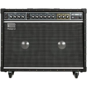 Amplificador De Guitarra Roland Jazz Chorus 120 Watts RMS