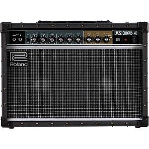 Amplificador De Guitarra Roland JC40 Jazz Chorus Clean 40 Watts