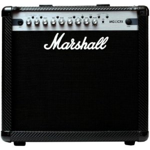 CUBO AMPLIFICADOR MARSHALL MG50 CFX-B GUITARRA 50 WATTS