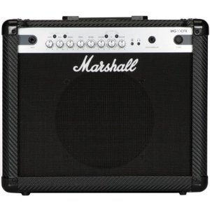 CUBO AMPLIFICADOR MARSHALL MG30 CFX-B GUITARRA 30 WATTS
