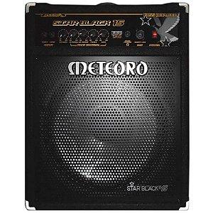 Amplificador Para Contrabaixo Meteoro Star Black 15 240w
