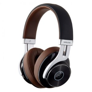 Fone de Ouvido Edifier W855BT Headphone Premium Hi-Fi Marron Bluetooth