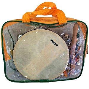 Kit Bandinha Rítmica C.ibanez X-pro Lt9 9 Peças Com Bag