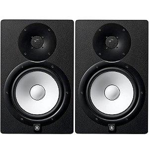 Monitor de Referência Estúdio Yamaha HS8 Par 240w