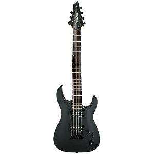 Guitarra 7 Cordas Jackson Dink Arch Top Js22-7 Satin Black