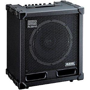 Amplificador Cubo Contra Baixo Roland CB120XL